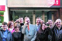 El PSOE marcha 'con la despensa llena'