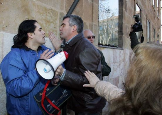 altercados juzgados Salamanca