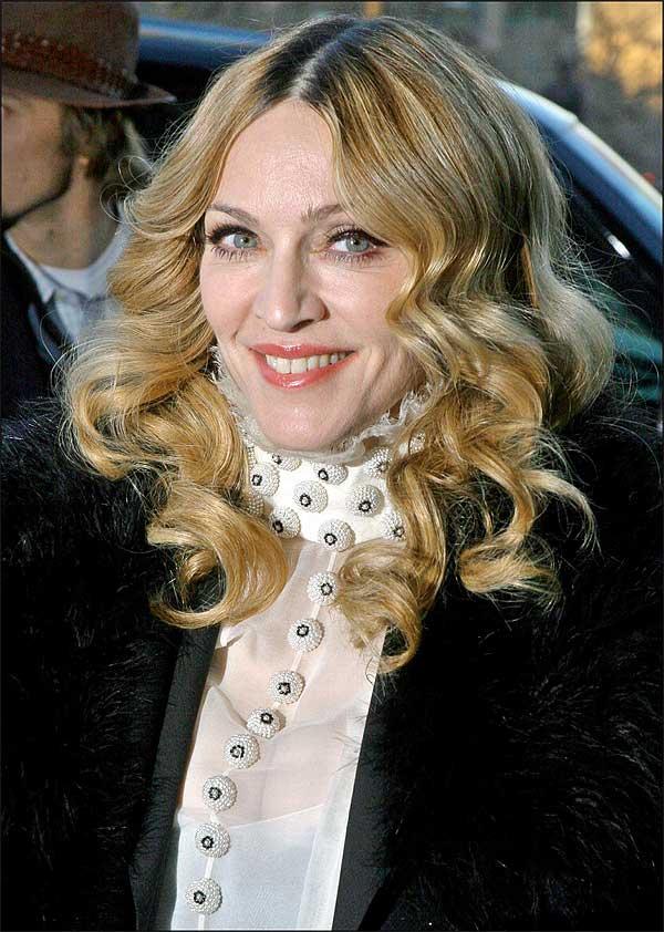La actriz y cantante Madonna, en una imagen de archivo.