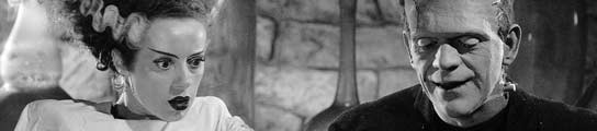 Imagen de 'La novia de Frankenstein', de James Whale.
