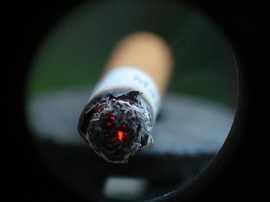 Nicotina y muerte súbita