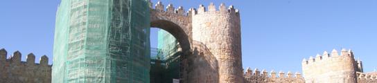 Rehabilitación de la Muralla de Ávila