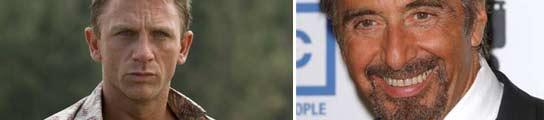 Daniel Craig y Al Pacino