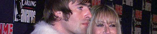 Liam Gallagher y Nicole Appleton