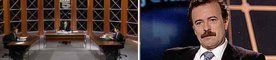 Debate electoral.
