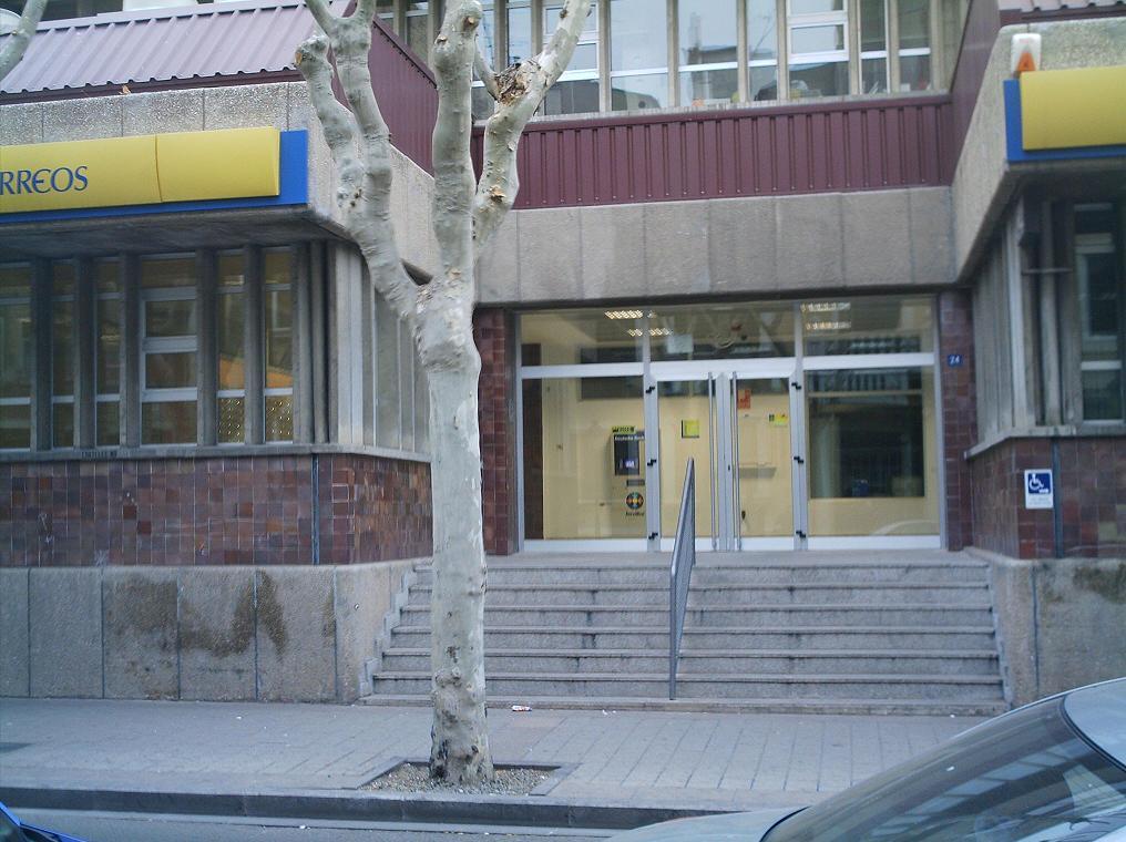 Problemas Edificio Correos Accesibilidad De En El rdCoeWBx