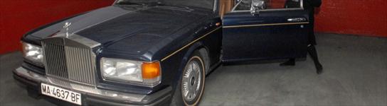 El Rolls Royce que Jesús Gil compró para el Ayuntamiento de Marbella