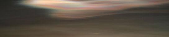 Nubes de ácido nítrico. (FOTO:RENAE BAKER)