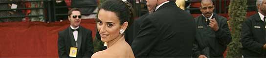 Pen�lope Cruz en la �ltima gala de los Oscar