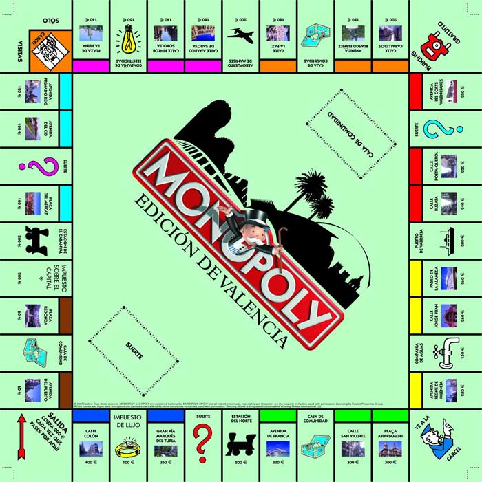 Los juegos 'Monopoly', 'Risk' o 'Trivial Pursuit' tendr�n su ...