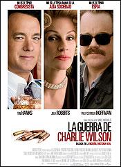 La guerra de Charlie Wilson.