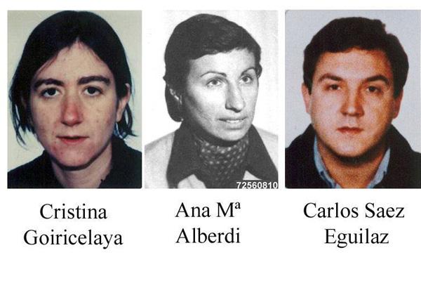 Condenados en Francia