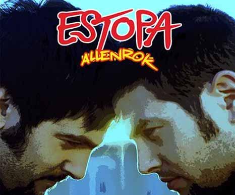 Nuevo disco de Estopa.