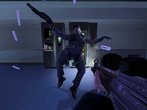 El placer de morir en un videojuego