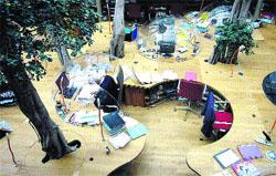 Decora tu oficina a la última moda