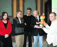 Un premio por ecologismo