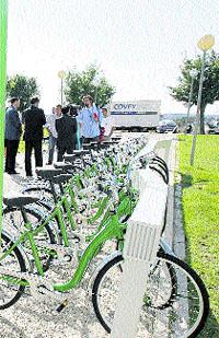 Fomentar la bicicleta sin un carril adecuado