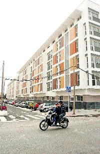 García Grana quedará lista tras ocho años de obras para 500 casas