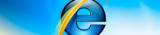 Pantalla de instalación de Internet Explorer 7
