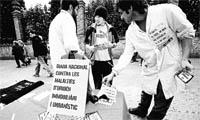 Diada contra malalties immobiliàries i urbanístiques