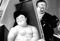 Vigo se rendirá a la pintura de Botero