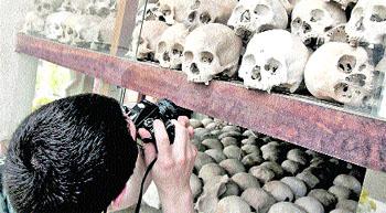 El genocidio de Camboya sigue siendo investigado