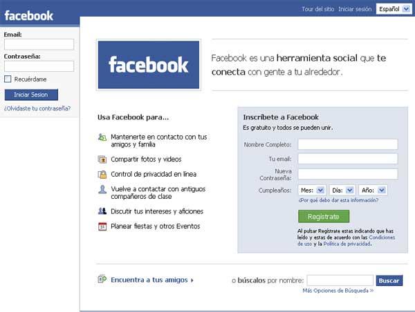 Моя страница на фейсбук