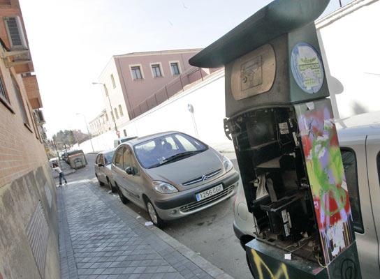 Aparcar En Zona Azul En La Capital Resulta Mas Caro Que Alquilar Un Garaje