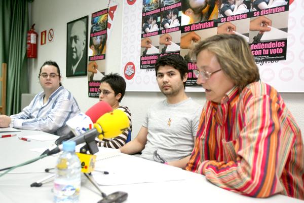 Ávila es una ciudad homófoba para las asociaciones de homosexuales
