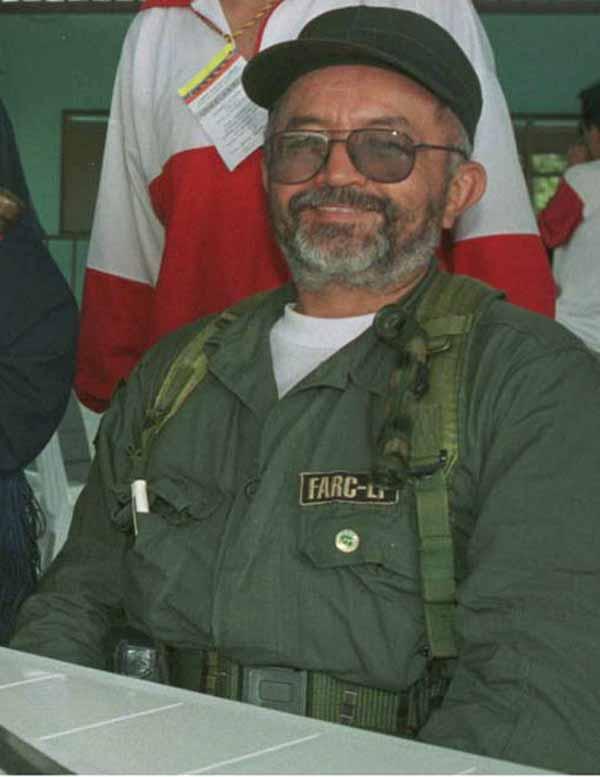 Muerto el número dos de las FARC