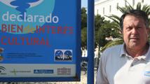 <P&gr;El armador Andrés Fernández, gerente del Vaporcito. M. V.</P&gr;