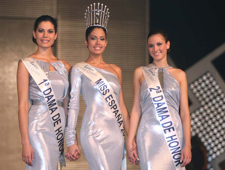 52 candidatas miss espana 2007: