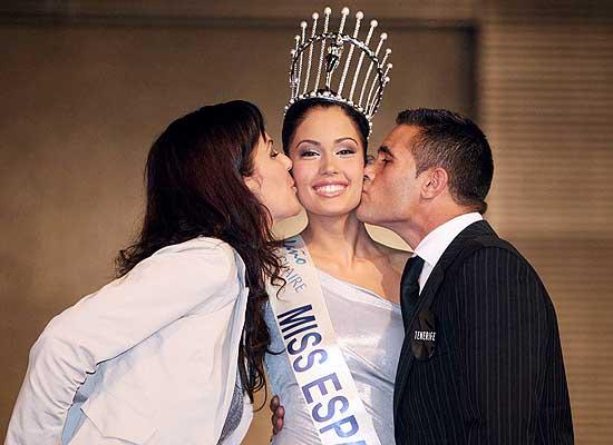 Patricia Rodríguez, Miss España 2008