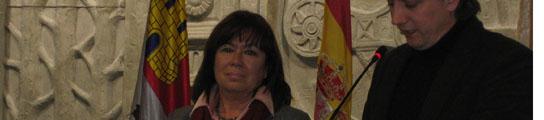 Ministra de Medio Ambiente, Cristina Narbona