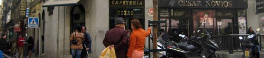 Prostitutas en Montera