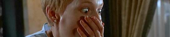Mia Farrow, aterrada en 'La semilla del diablo'.