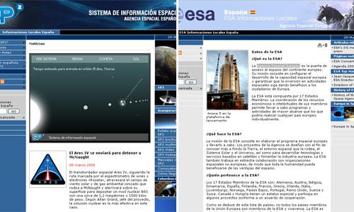Odisea en el espacio...web