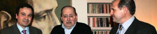 Miguel Delibes, doctor en biología, Universidad Salamanca