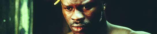 El actor Djimon Hounsou.