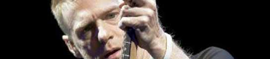 Bryan Adams, en un concierto