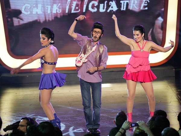 Rodolfo Chikilicuatre. Rodolfo Chikilicuatre irá a Eurovisión.