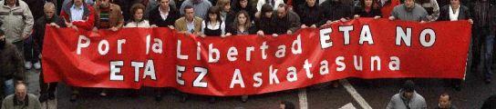 Manifestación Mondragón