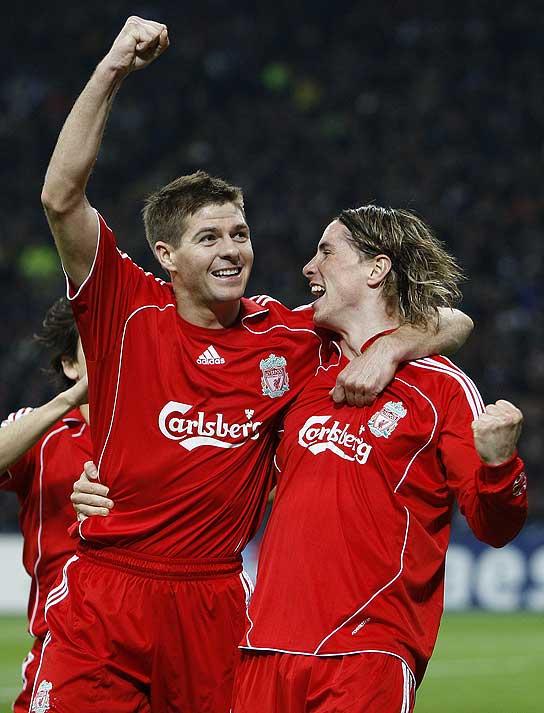 Gerrard y Torres