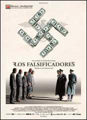 Los falsificadores - Cartel