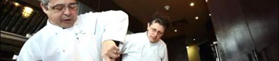 Jean Michel Lorain, un famoso chef francés