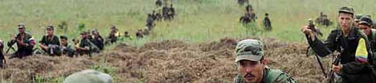 Las FARC mata a 7 militares colombianos en una emboscada en la frontera con Ecuador  (Imagen: 20MINUTOS.ES)