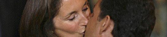 Cécilia Ciganer-Albeniz y Sarkozy
