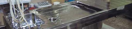 Mesa de autopsias