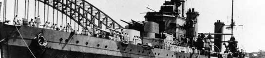 Descubren los restos de un buque australiano hundido en la II GM