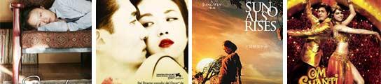 Las ganadoras de los Premios de Cine Asiático